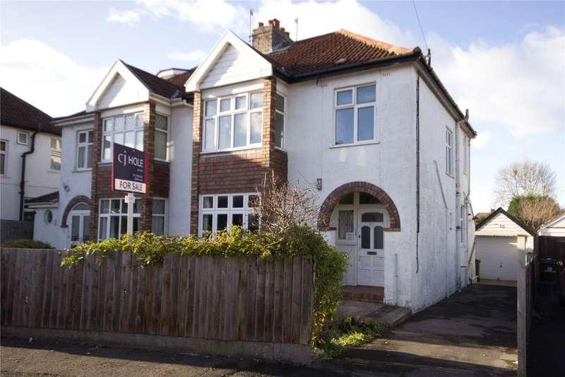 3 Bedrooms Maisonette Flat for sale in Park Grove Henleaze Bristol BS9