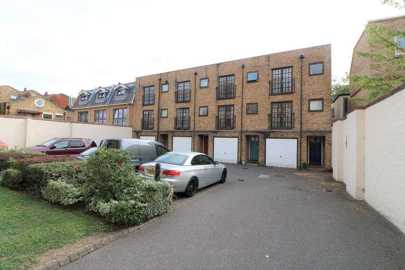 3 Bedrooms Mews House for sale in Wedmore Street N19