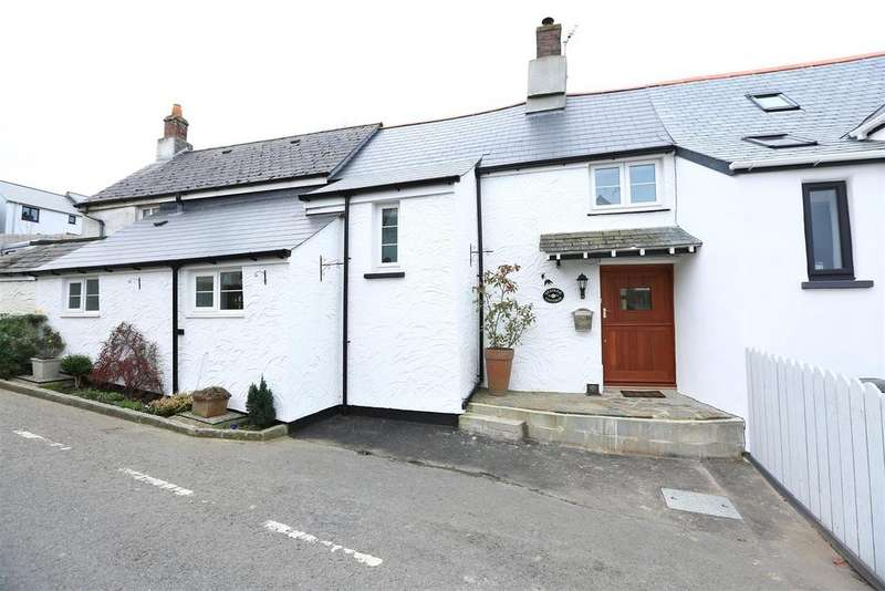 2 Bedrooms Cottage House for sale in Knighton Road, Wembury, Plymouth