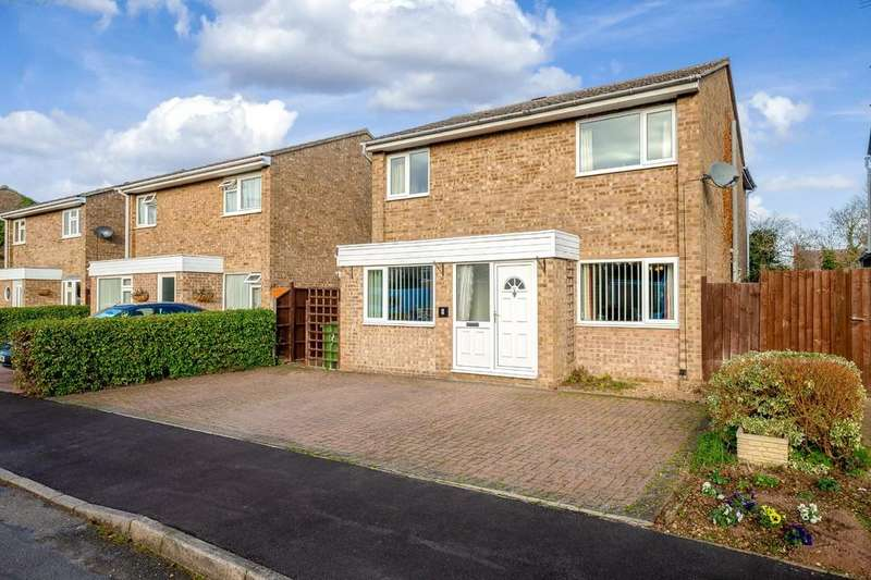 4 Bedrooms Detached House for sale in Townsend Road, St. Ives