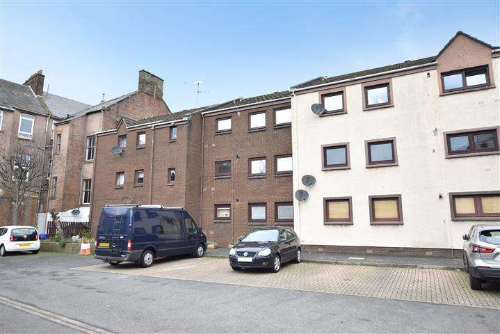 2 Bedrooms Flat for sale in 4F Garden Court, Ayr, KA8 0AT
