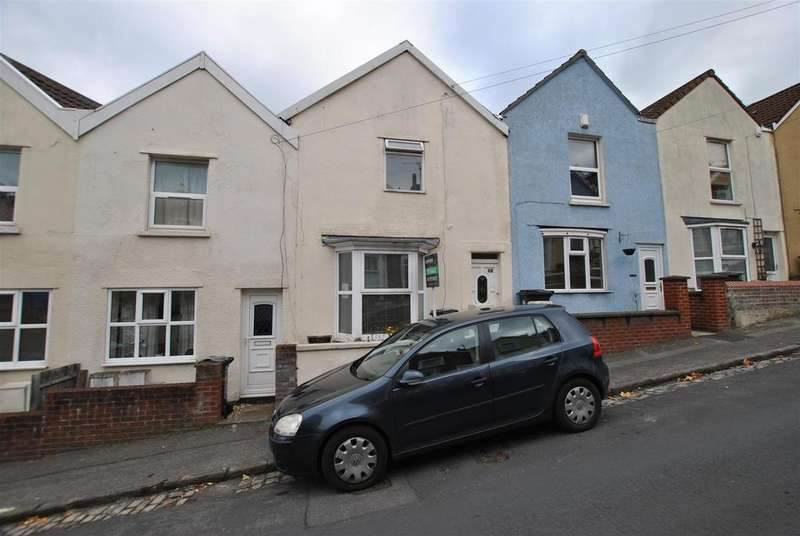 2 Bedrooms Terraced House for sale in Stanley Hill, Totterdown, Bristol