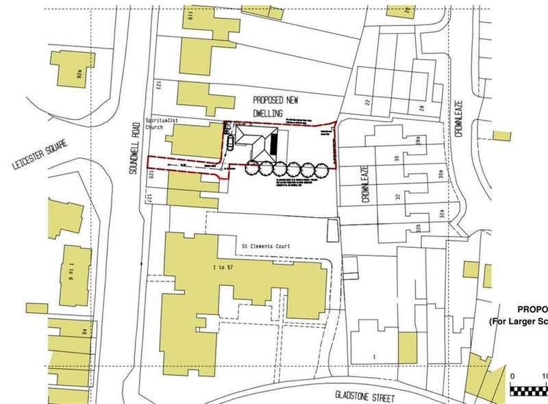 Land Commercial for sale in Soundwell Road, Soundwell, Bristol