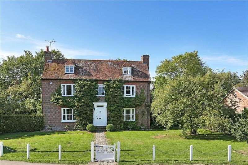 4 Bedrooms Detached House for sale in High Halden, Kent, TN26