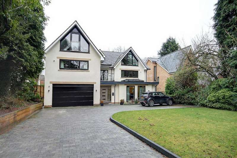 7 Bedrooms Detached House for sale in Barry Rise, Bowdon, Cheshire