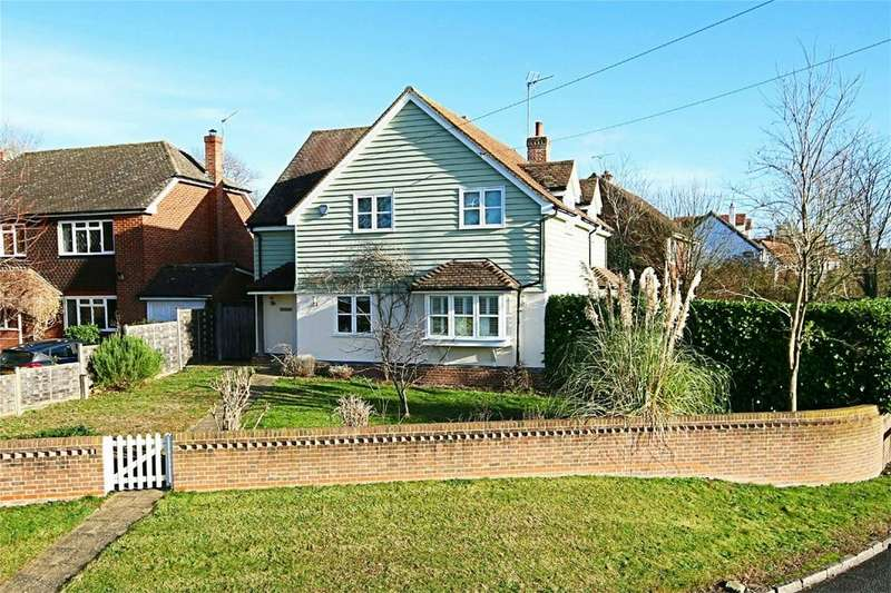 4 Bedrooms Detached House for sale in Broad Street, Hatfield Broad Oak, Bishop's Stortford, Herts