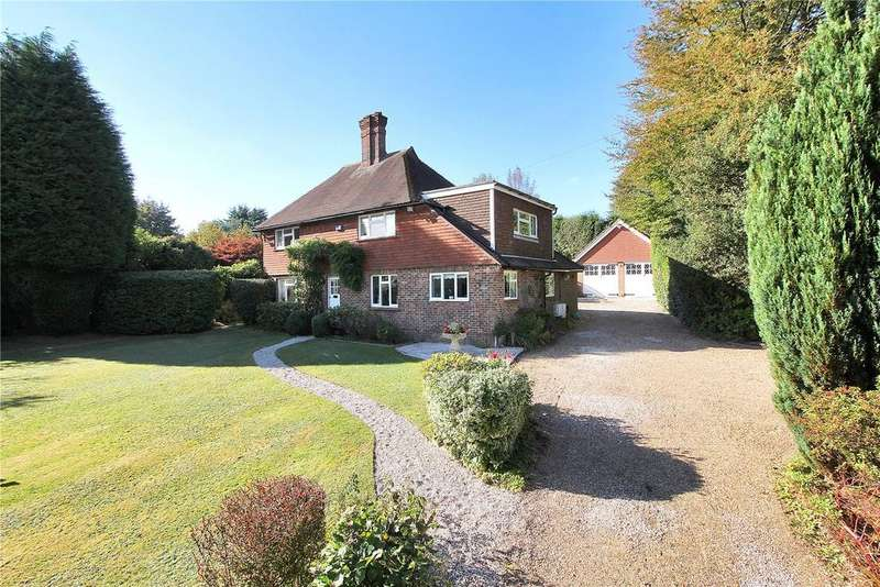 4 Bedrooms Detached House for sale in Southview Road, Crowborough, East Sussex, TN6