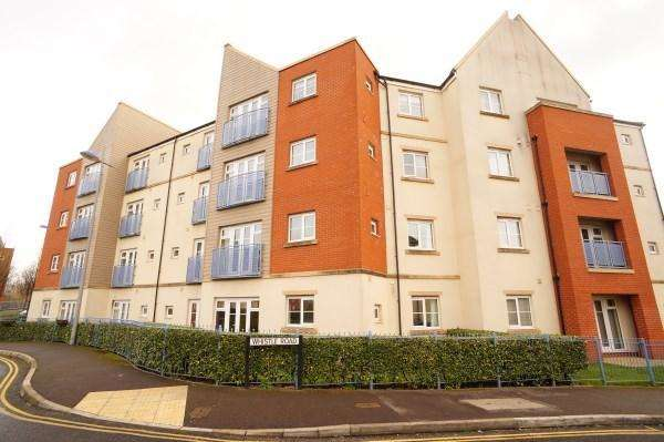 1 Bedroom Apartment Flat for sale in Whistle Road, Mangotsfield, Bristol, BS16 9QX