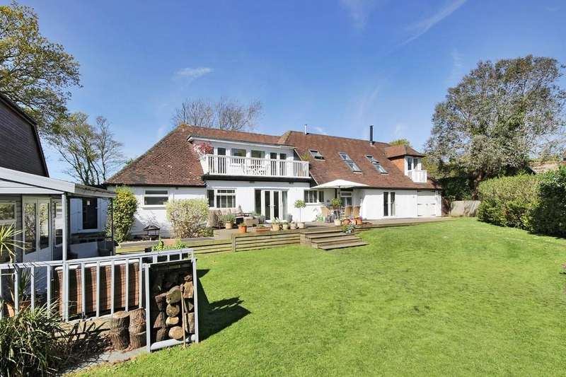 6 Bedrooms Detached House for sale in Itchenor, Near Chichester