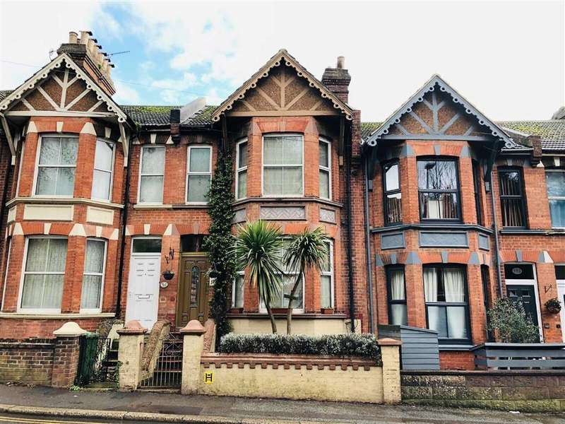 5 Bedrooms Terraced House for sale in Old London Road, Hastings