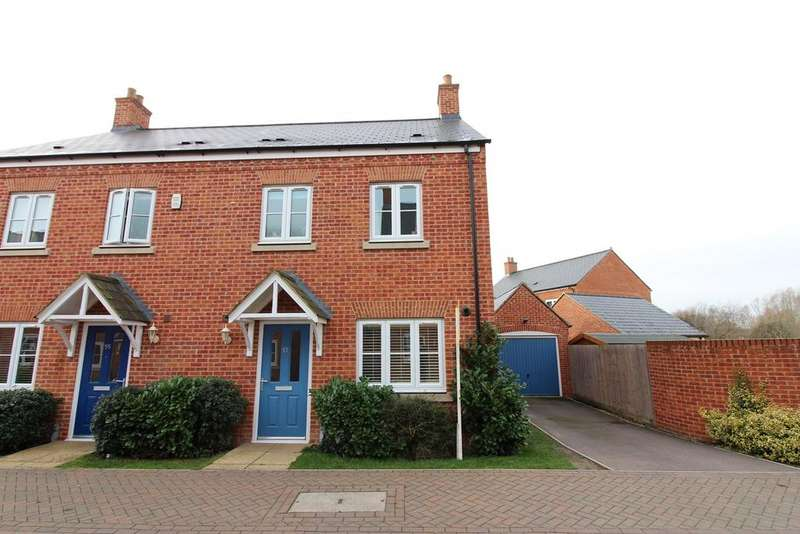 3 Bedrooms Semi Detached House for sale in Bridge View, Shefford, SG17