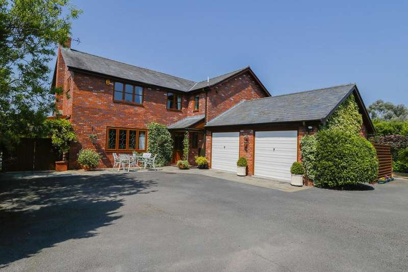 4 Bedrooms Equestrian Facility Character Property for sale in Cuddington, Malpas