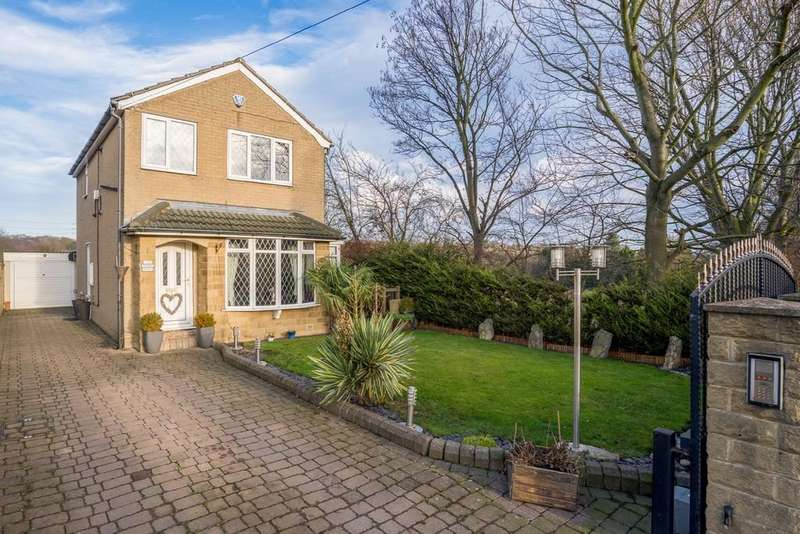 4 Bedrooms Detached House for sale in Bradford Road, Birstall