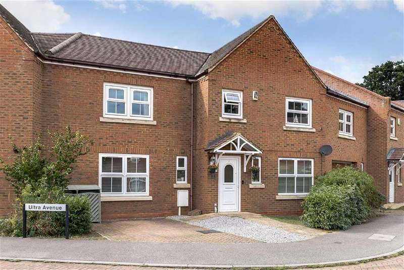 4 Bedrooms Terraced House for sale in Ultra Avenue, Bletchley, Milton Keynes, Bucks