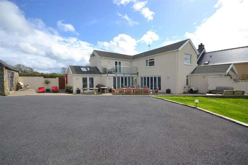 4 Bedrooms Land Commercial for sale in Llangrannog