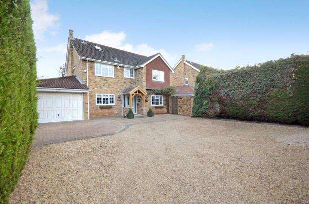 5 Bedrooms Detached House for sale in Cox Green Lane, Maidenhead, Berkshire