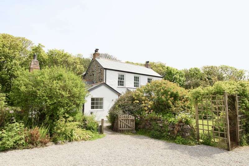 5 Bedrooms Property for sale in Pednavounder Coverack, Helston
