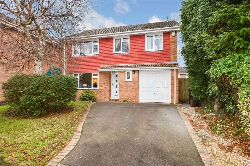 5 Bedrooms Detached House for sale in Kemble Close, Nailsea, Bristol, North Somerset
