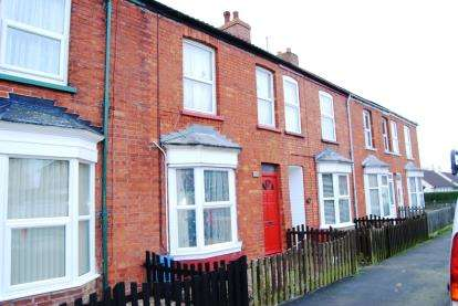2 Bedrooms Terraced House for sale in Sutton Bridge, Spalding, Lincolnshire
