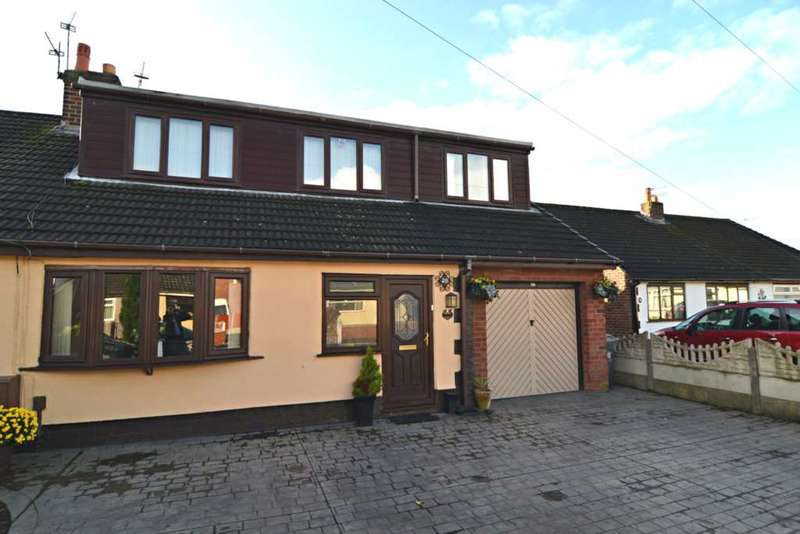 5 Bedrooms Semi Detached House for sale in Tewkesbury Road, Golborne