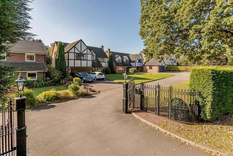 4 Bedrooms Detached House for sale in Aldridge Road, Little Aston, Sutton Coldfield, B74 3BQ