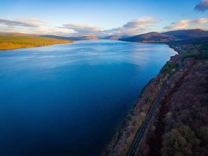 Plot Commercial for sale in 4 House Plots at Loch Fyne, Argyll