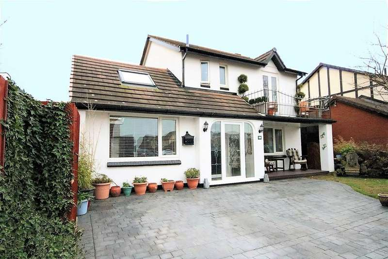 3 Bedrooms Detached House for sale in Thornbeck Avenue, Hightown, Liverpool L38