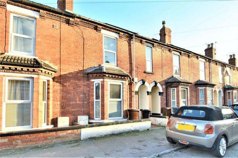 4 Bedrooms Terraced House for sale in Nelthorpe Street, Lincoln