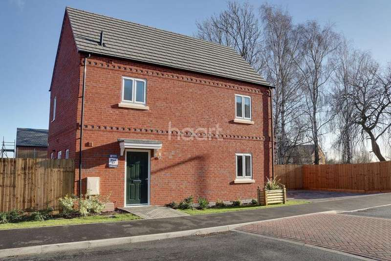 3 Bedrooms Detached House for sale in Grand Union View, Loughborough
