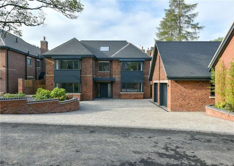 5 Bedrooms House for sale in Helen's Gate, 9 Plymouth Road, Barnt Green, Birmingham, B45