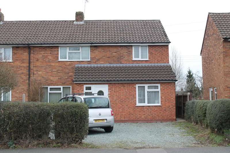 3 Bedrooms End Of Terrace House for sale in Simms Lane Hollywood Birmingham