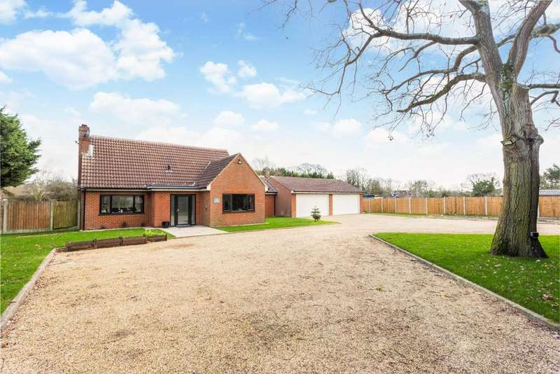 4 Bedrooms Detached House for sale in Clapgate, Chivers Road, Brentwood, Essex, CM15