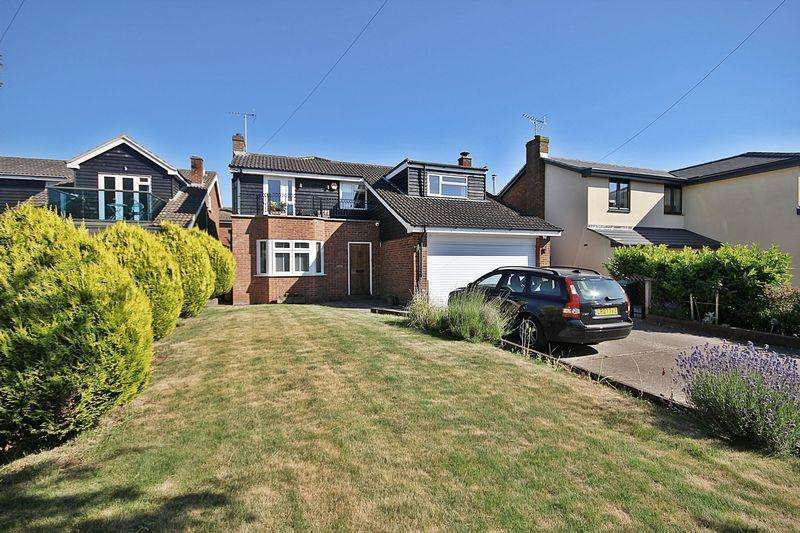 4 Bedrooms Detached House for sale in Large master bedroom with balcony and en-suite - check out the video tour!