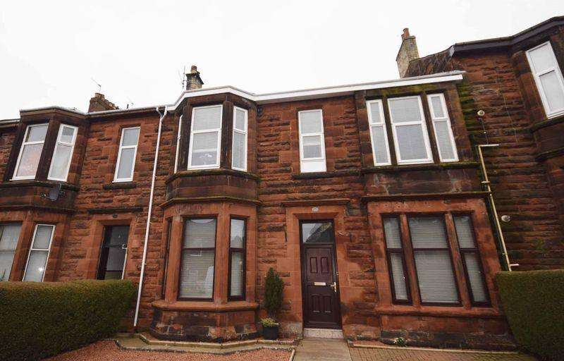 2 Bedrooms Flat for sale in 39 Glebe Road, Kilmarnock, KA1 3DJ