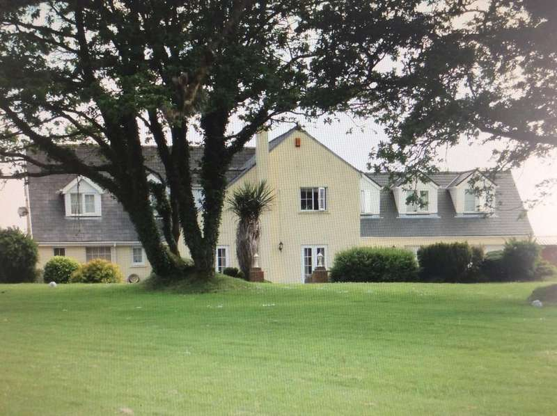 6 Bedrooms Detached House for sale in Narberth, Pembrokeshire