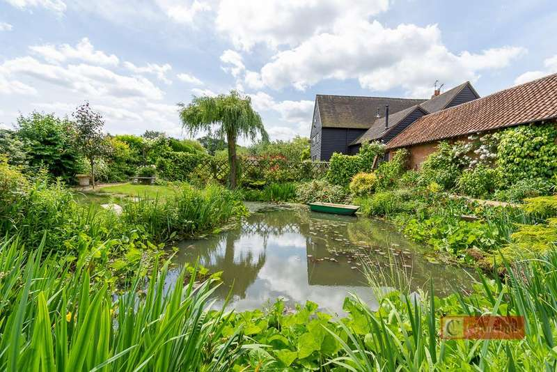 4 Bedrooms House for sale in London Road, Hertford