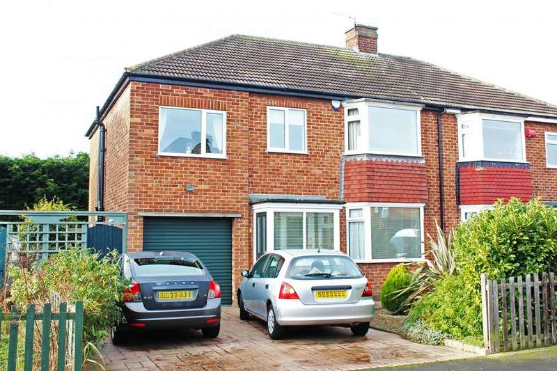 5 Bedrooms Semi Detached House for sale in Countisbury Road, Norton, TS20