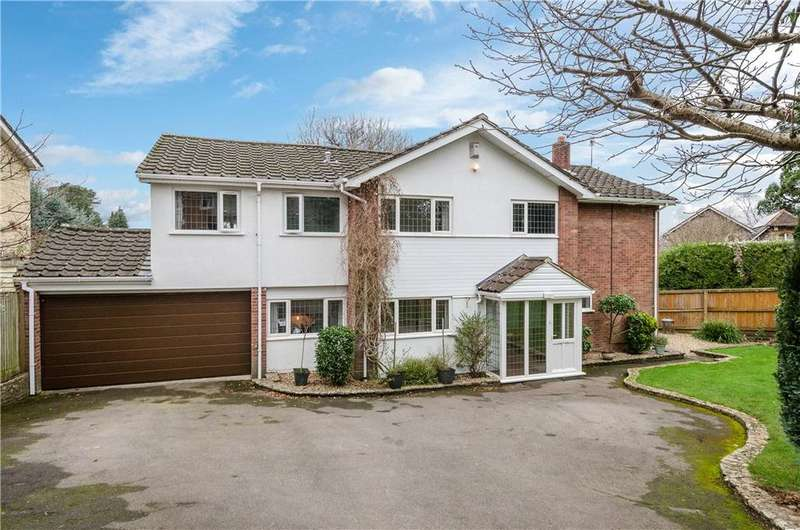 5 Bedrooms Detached House for sale in Mariners Drive, Bristol, BS9