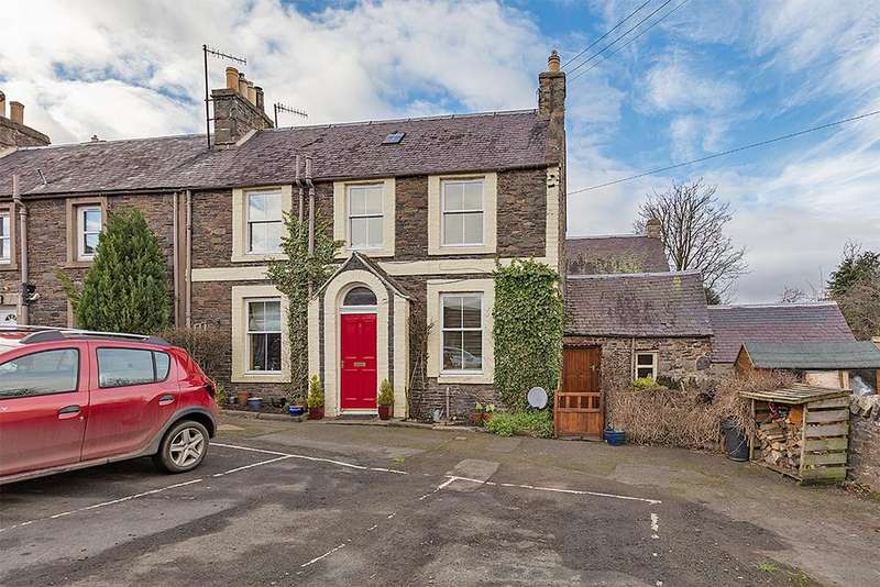 2 Bedrooms Terraced House for sale in 3 The Avenue, Lauder TD2 6TD