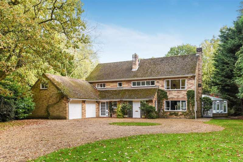 6 Bedrooms Detached House for sale in Bedwells Heath, Boars Hill, Oxford