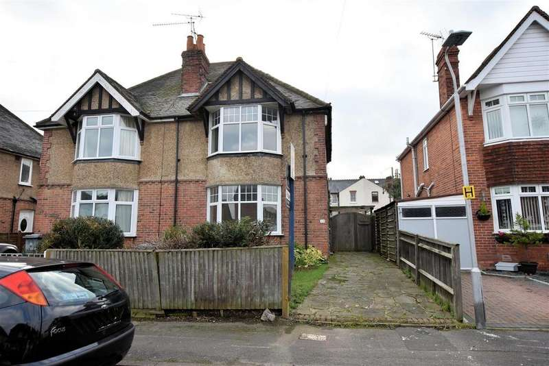 3 Bedrooms Semi Detached House for sale in Drayton Road, Reading