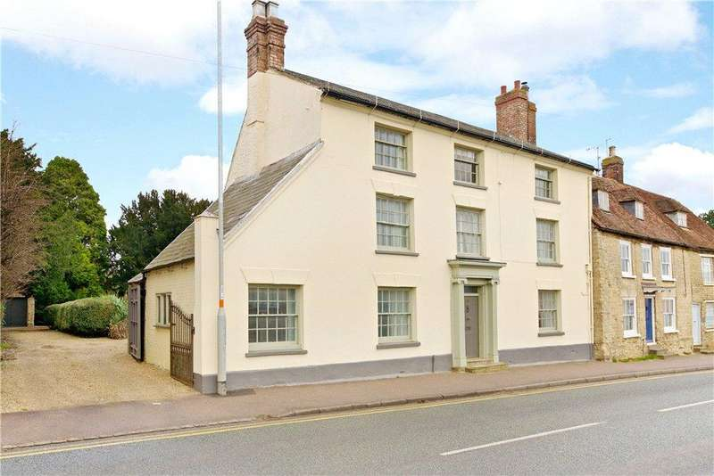5 Bedrooms Unique Property for sale in London Road, Old Stratford, Milton Keynes, Northamptonshire