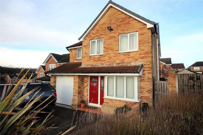 4 Bedrooms Detached House for sale in Pashley Croft, Wombwell, Barnsley, S73