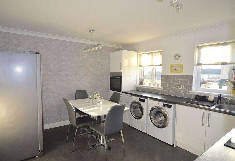 2 Bedrooms Flat for sale in Watson Terrace, Drongan