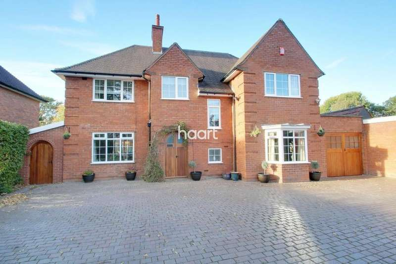 4 Bedrooms Detached House for sale in Bunbury Road, Bournville Village Trust
