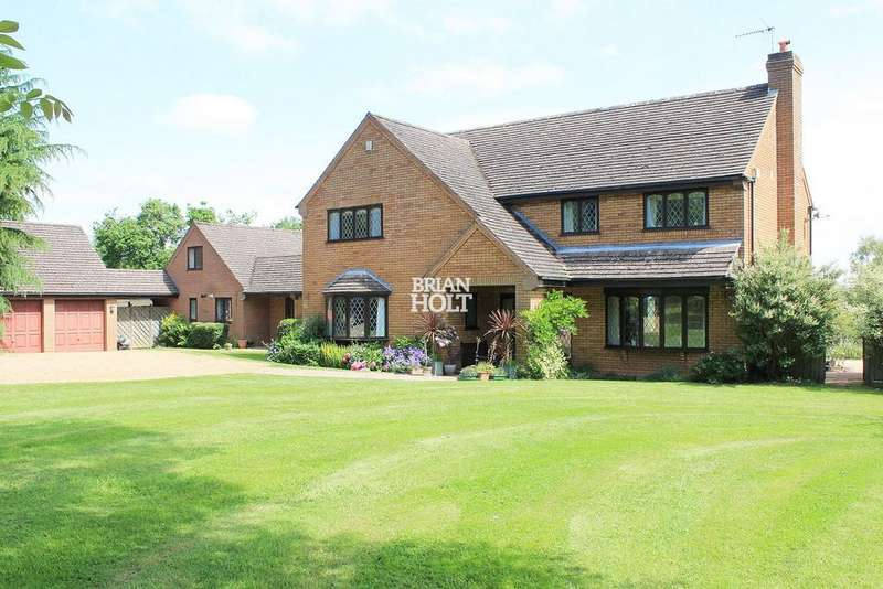 6 Bedrooms Detached House for sale in Red Lane, Kenilworth