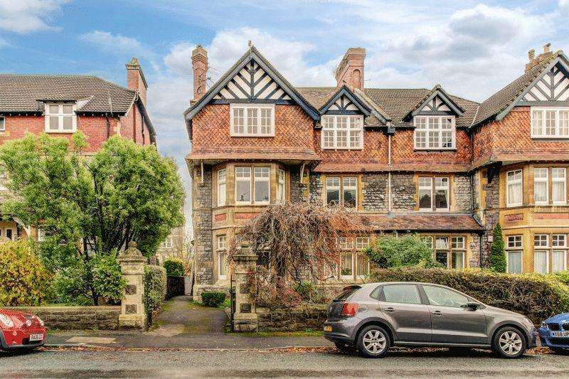 2 Bedrooms Apartment Flat for sale in Downleaze, Stoke Bishop