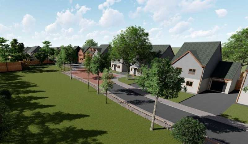 Land Commercial for sale in Cranmore House, Thorney Road, Eye, Peterborough, Cambridgeshire, PE6 7UB