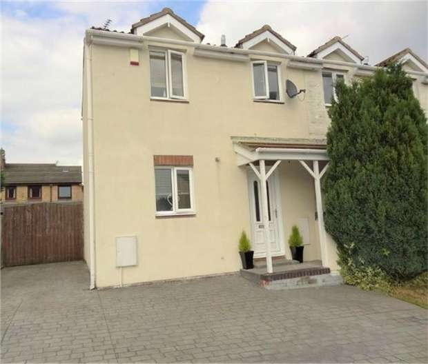 2 Bedrooms Semi Detached House for sale in Rothbury Close *NO CHAIN*, Trimdon Grange, Trimdon Station, Durham