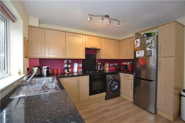 3 Bedrooms End Of Terrace House for sale in Briarside Road, BRISTOL, BS10 6JB